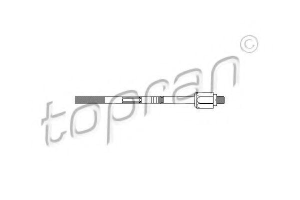 INNER TIE ROD TOPRAN 206899