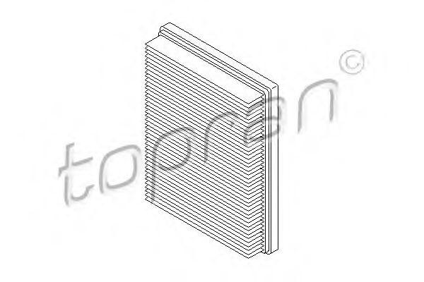 Воздушный фильтр  арт. 302124