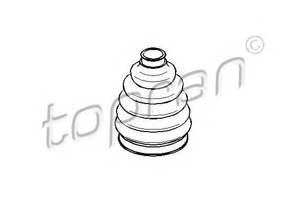 Пыльник, приводной вал  арт. 301944