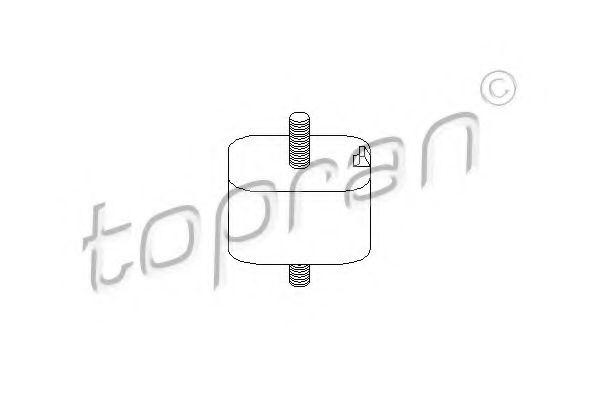 Подвеска, двигатель  арт. 300302