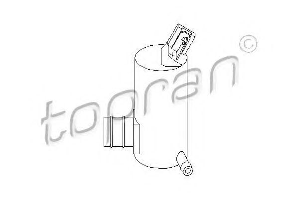 Водяной насос, система очистки окон  арт. 300345