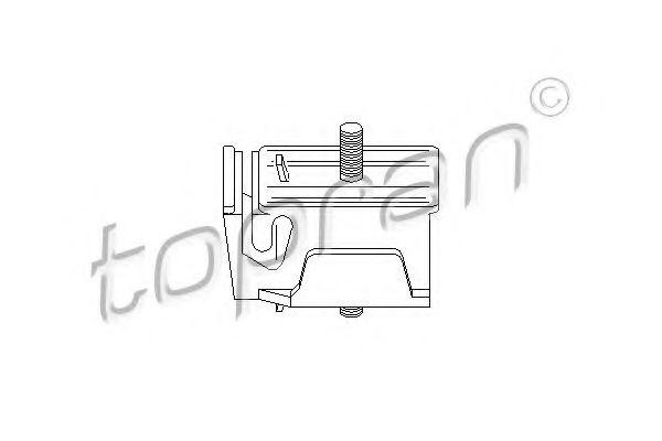 Кріплення коробки передач  арт. 300926