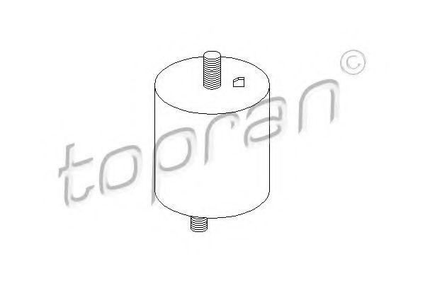 Подвеска, двигатель  арт. 500166