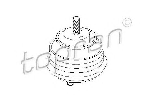 Подвеска, двигатель  арт. 500004