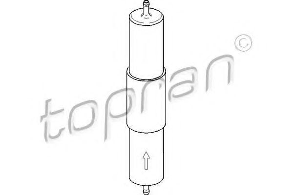 Топливный фильтр  арт. 500739