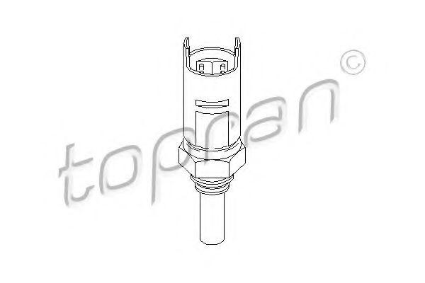 Температурный датчик охлаждающей жидкости  арт. 500522
