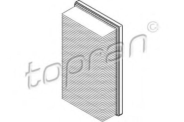 Воздушный фильтр  арт. 500231