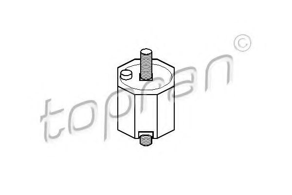 Кріплення коробки передач  арт. 500006