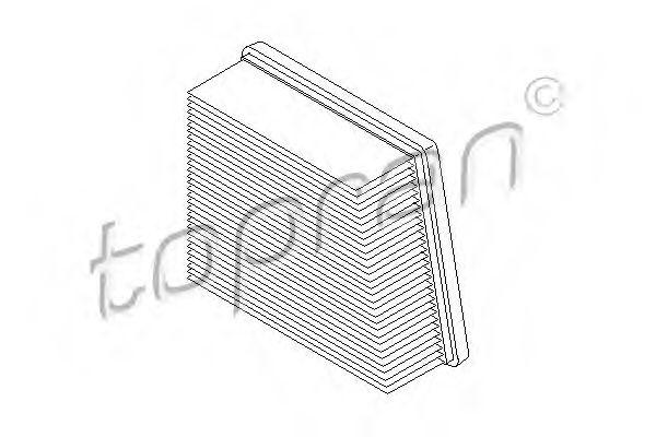 Filtr powietrza  арт. 304054