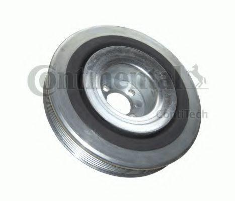 Шкив коленвала (Пр-во ContiTech)                                                                     CONTITECH VD1065