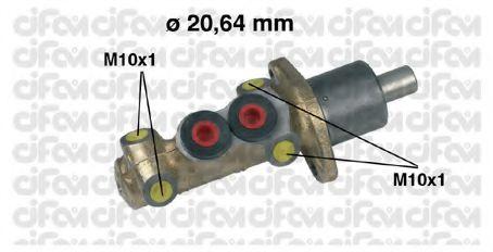 Цилиндр торм. главн. (пр-во Cifam)                                                                    арт. 202059