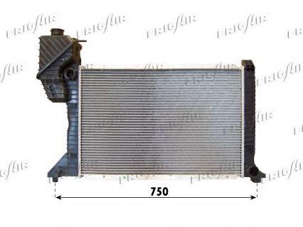 Радиатор охлаждения двигателя Sprinter ОМ601 95-00 FRIGAIR 02062082