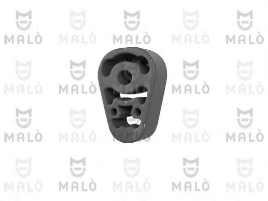 Підвісна гума глушника спереду Fiat Doblo 01- MALÒ 148084