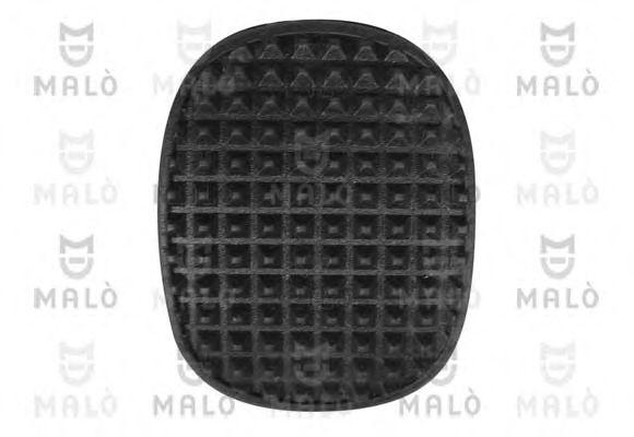 Педаль сцепления Накладка на педаль, педаль сцепления MALO арт. 151941