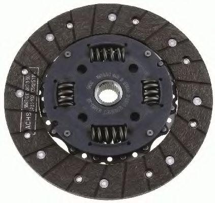 Ведомый диск сцепления SACHS 1862516343