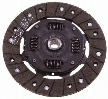 Ведомый диск сцепления SACHS 1862903041