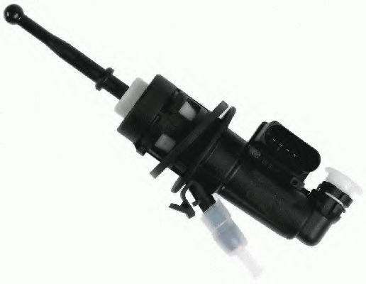 Главный цилиндр сцепления Q3/Golf IV/Passat 05- SACHS 6284000137