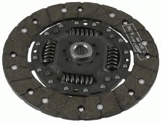 Ведомый диск сцепления SACHS 1878004161
