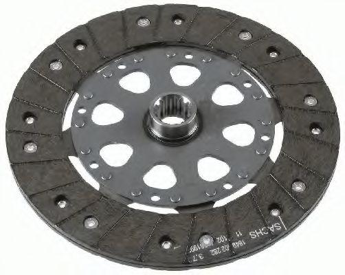 Ведомый диск сцепления SACHS 1864001612