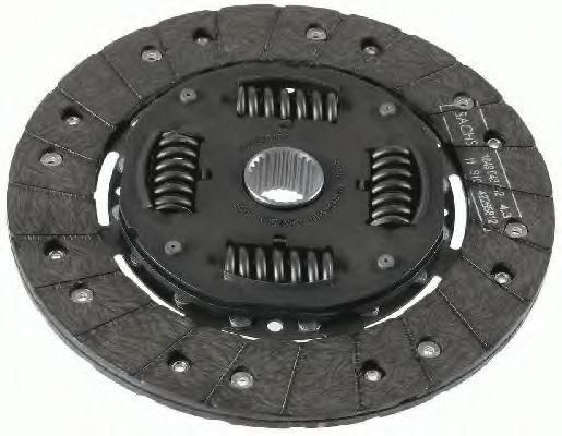 Ведомый диск сцепления SACHS 1878005187