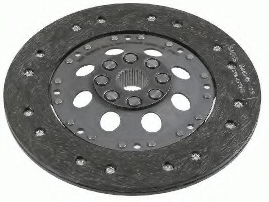 Ведомый диск сцепления SACHS 1864464031