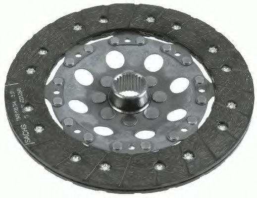 Ведомый диск сцепления SACHS 1864466031
