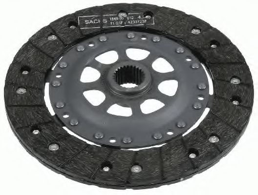 Ведомый диск сцепления SACHS 1864503231