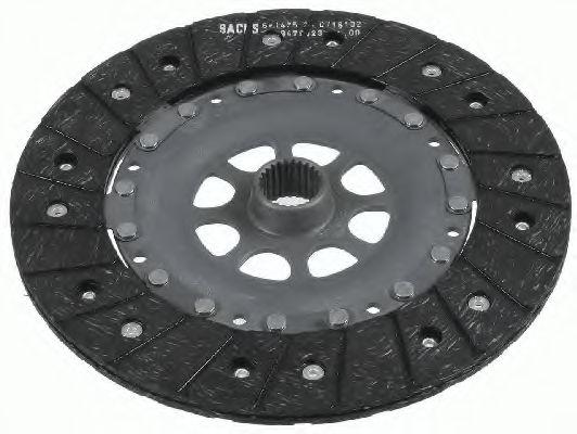 Диск сцепления Диск сцепления MB Sprinter 312 2.9 TDI (d=250mm) SACHS арт. 1864504031