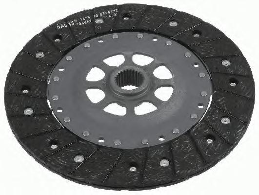 Ведомый диск сцепления MB SPRINTER 412D 96-05 SACHS 1864504031