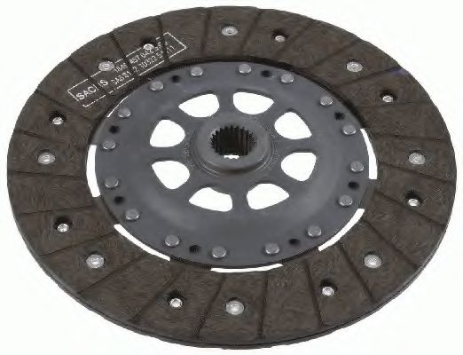 Ведомый диск сцепления SACHS 1864528441