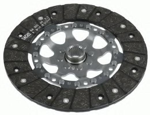Ведомый диск сцепления SACHS 1864532333
