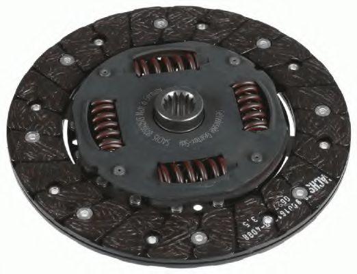 Ведомый диск сцепления SACHS 1878040545