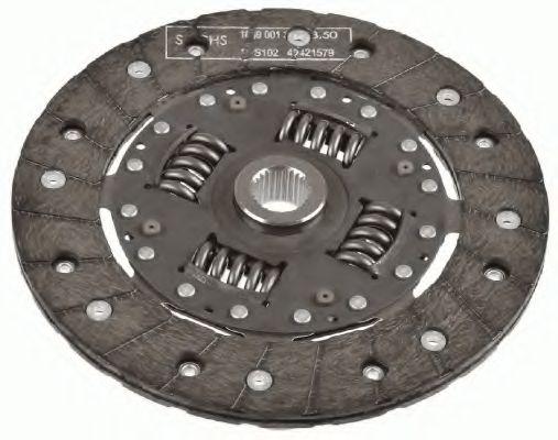 Ведомый диск сцепления SACHS 1878006442