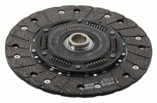 Ведомый диск сцепления SACHS 1878001193