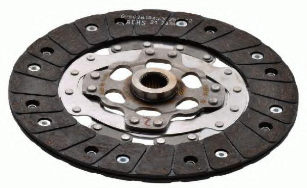 Ведомый диск сцепления SACHS 1864527337