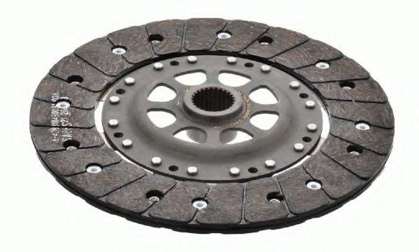 Ведомый диск сцепления SACHS 1864528442
