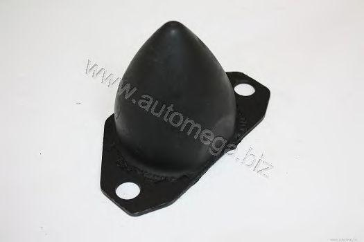 Поворотный кулак Буфер, поворотный кулак (для а/м с пружинной подвеской) VW LT28-35  75-96 AUTOMEGA арт. 104070091281B
