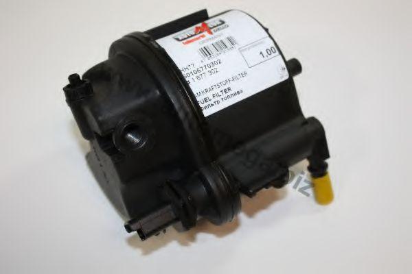 Фільтр палива AUTOMEGA 30106770302