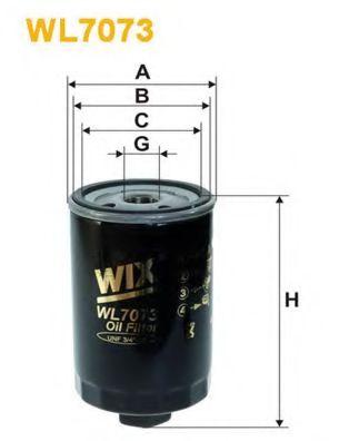 7073   (526/3) WIXFILTERS арт. WL7073