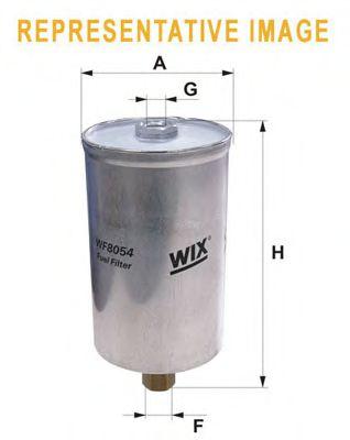 Фильтр топливный (PP 859)  арт. WF8064