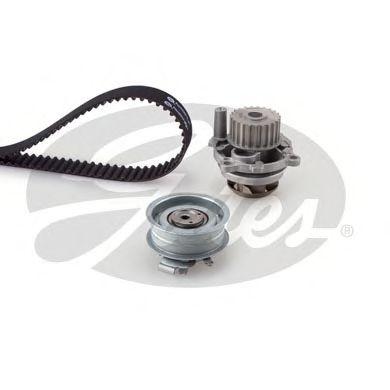 Водяной насос + комплект зубчатого ремня GATES KP15489XS1