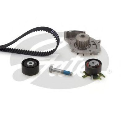 Водяной насос + комплект зубчатого ремня GATES KP15606XS