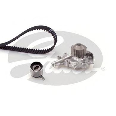 Водяной насос + комплект зубчатого ремня GATES KP25535XS