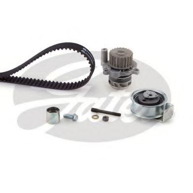 Водяной насос + комплект зубчатого ремня GATES KP35491XS1