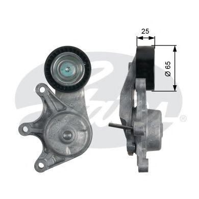 Натяжний механізм генератора BMW N20B20A, N20B20B 10- в интернет магазине www.partlider.com