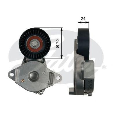 Натягувач ременя генератора в интернет магазине www.partlider.com