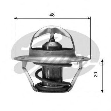 Термостат Lanos 1.4-1.6  арт. TH00388G1