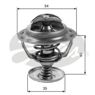 Термостат  арт. TH06082G1