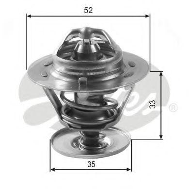 Термостат Ford  арт. TH12588G1