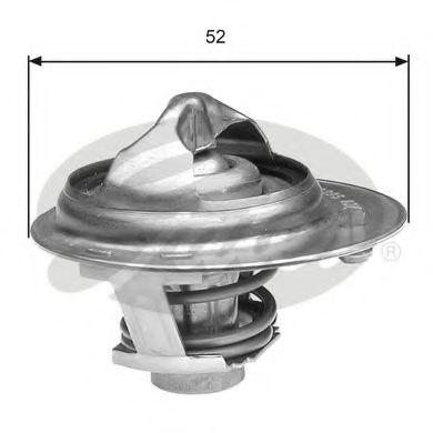 Термостат, охлаждающая жидкость  арт. TH30188G1